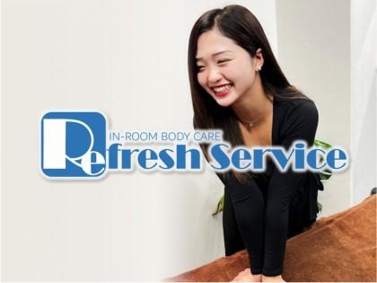 一覧画像:Refresh Service(リフレッシュサービス)